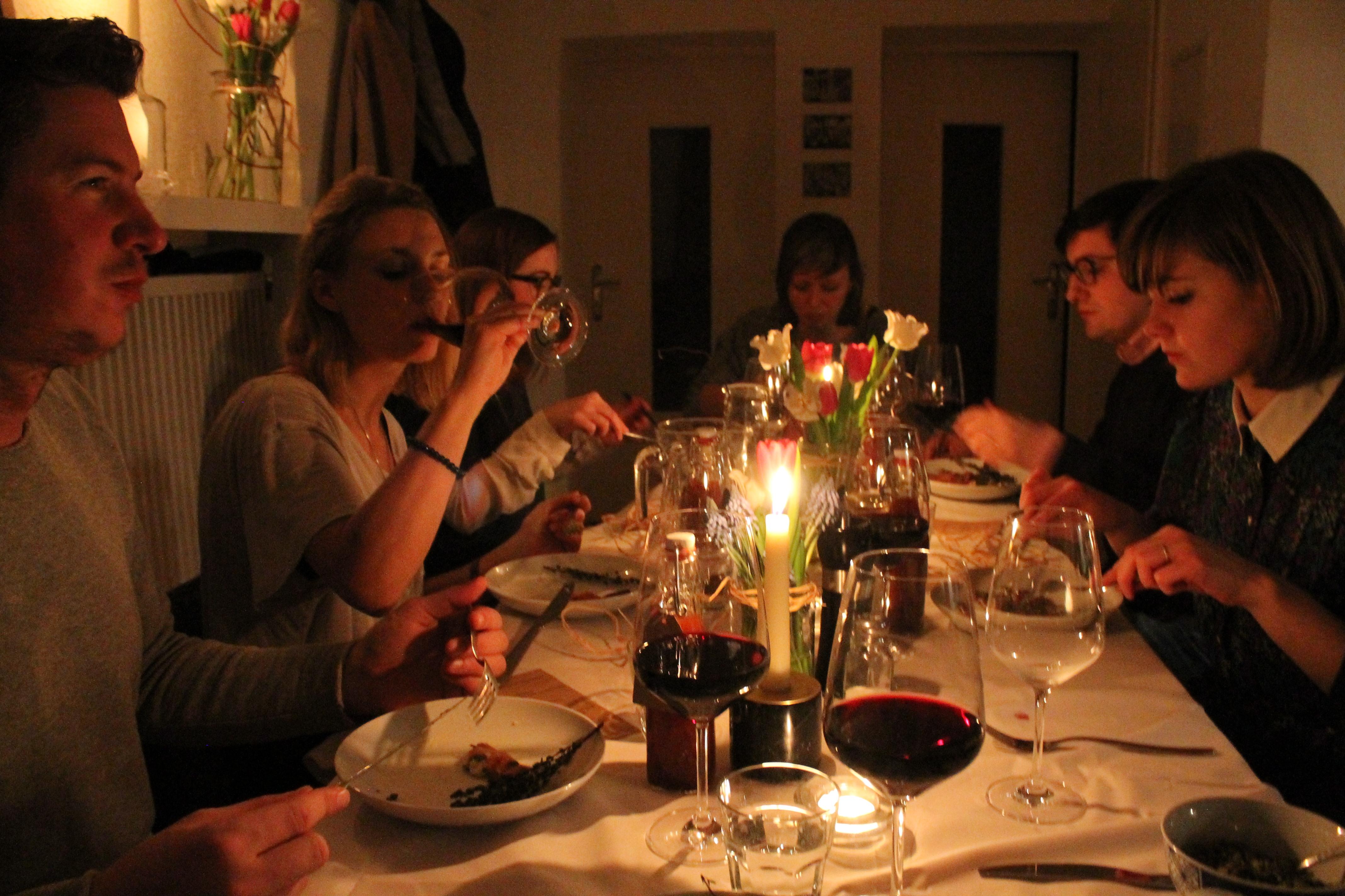 Sehr nette Runde - Der kulinarische Donnerstag #6