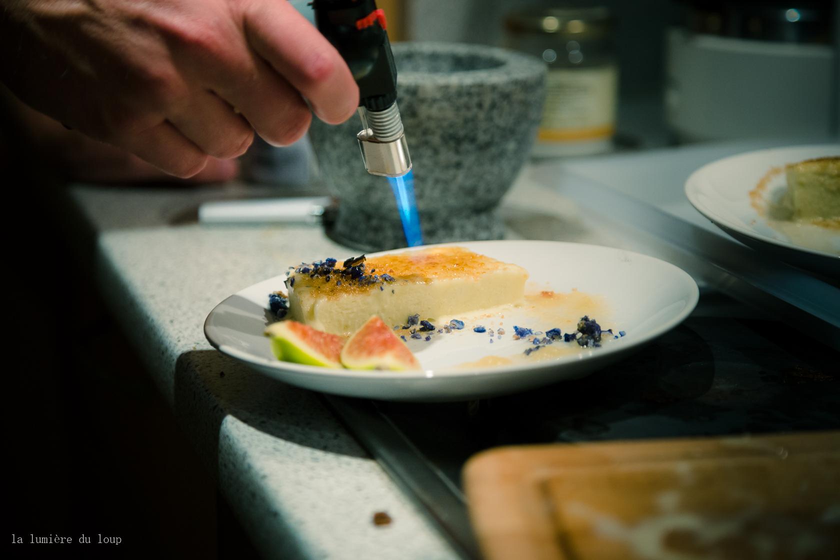 Limoncello-Parfait - Der kulinarische Donnerstag