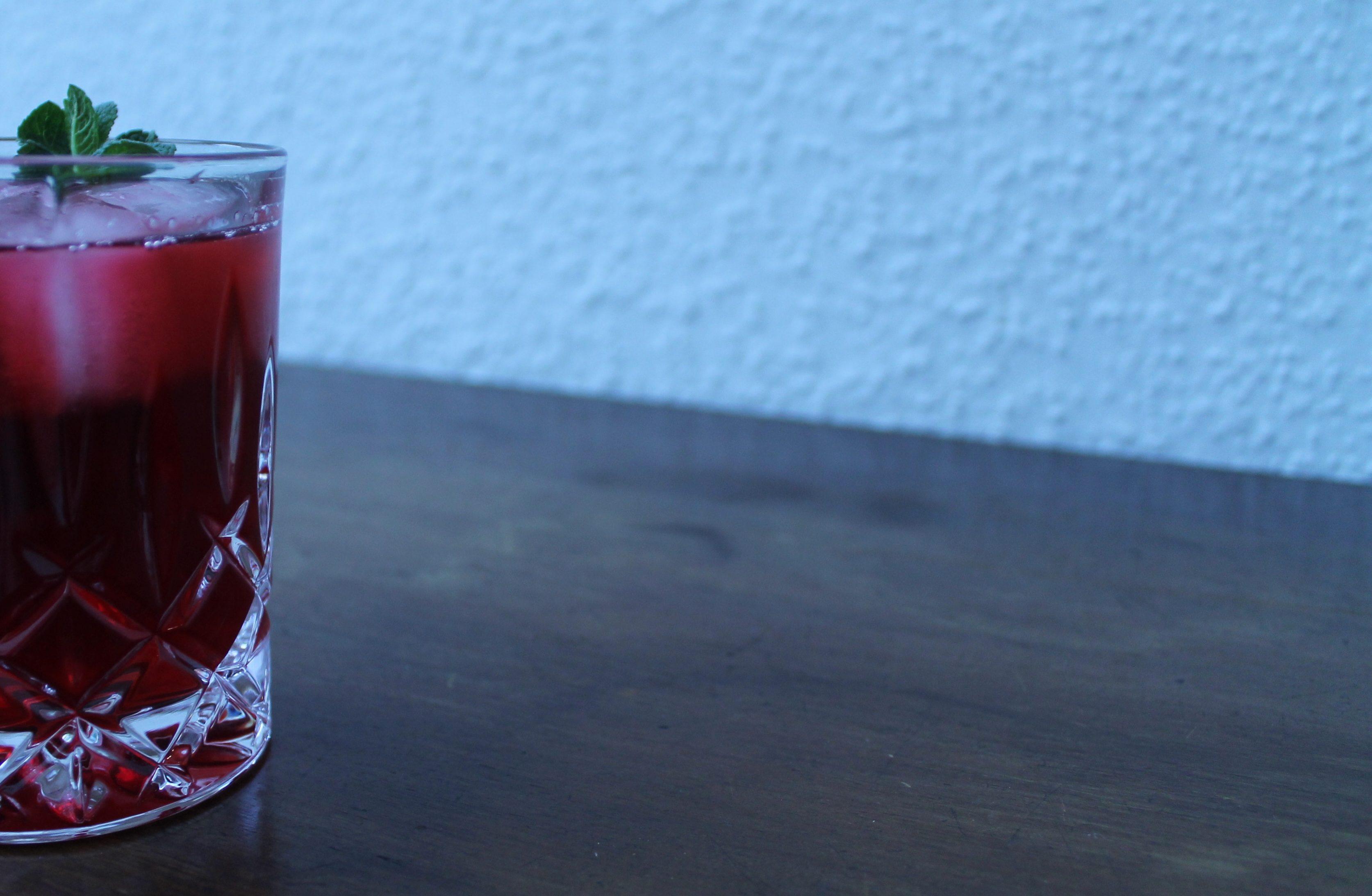 Hibiskus-Limonade
