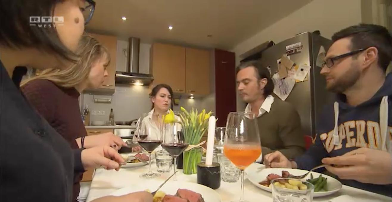 RTL und Mealmatch zu Gast bei Der kulinarische Donnerstag