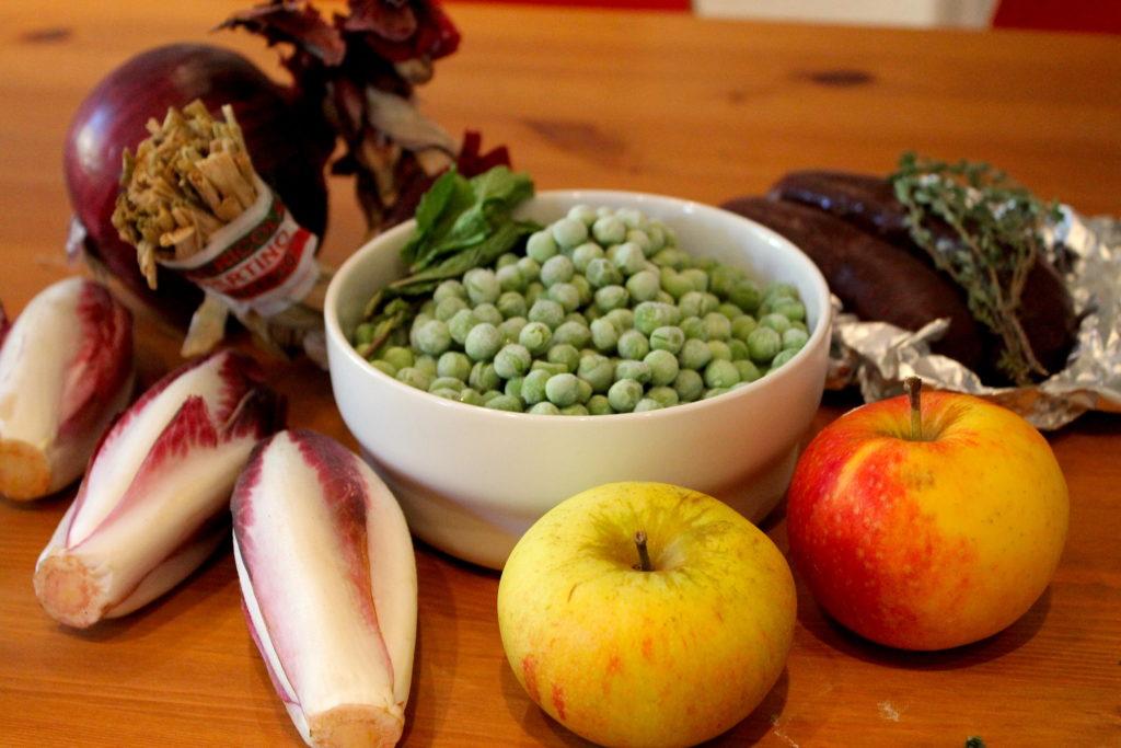 Das perfekte Dinner - Wer ist der Profi - Vorspeise Jelena: Blutwurst / Boudin Noir / Himmel un' Ääd